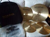 Istanbul Mehmet Traditional series cymbal set