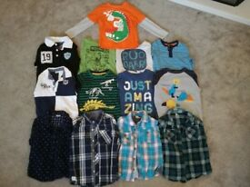 Bundle of kids tops 2-3 years