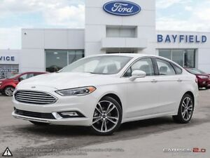 2017 Ford Fusion Titanium |LEATHER|SUNROOF|NAVIGATION|HEATED...