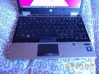 HP ELITEBOOK 2530p fast dual core