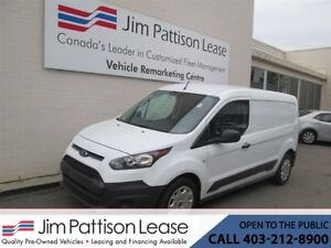2017 Ford Transit Connect 2.5L FWD Empty Cargo Van