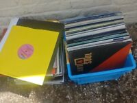 150 House records. 90's