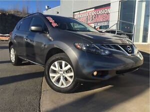 2014 Nissan Murano SL - EXCELLENTE CONDITION - CERTIFIÉ