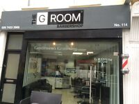 Barber- Men's stylist required
