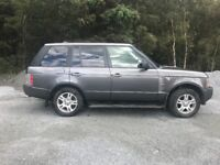 Rang rover vogue tdv6 atomic