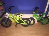 2 kids bike for sale