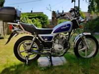 Lexmoto Vixen 125