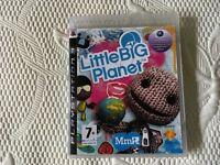 Playstation 3 – Little Big Planet (original) Game