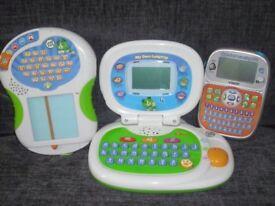 Leap Frog/Vtech Toy Bundle