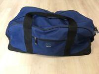 Tripp Blue Canvas Bag