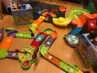 VTech Toot Toot Animals Complete Set