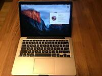 "MacBook Pro Retina 13"" early 2015 2.7 Ghz 256 SSD"