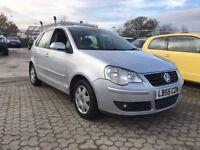 Volkswagen Polo │1.4 S Automatic 5 Doors │ 1 Year MOT │ Alloys │ Air Con