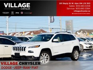 2017 Jeep Cherokee Limited|Tech Group|Nav|Leahter|Remote Start|M