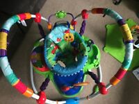 Jumperoo unmarked pristine condition! £30...£69.99 new