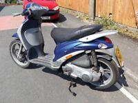 Piaggio liberty 50cc 2004