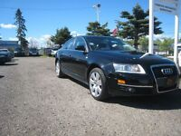 2006 Audi A6 4.2/AWD/ NAV/BLUTH/ LEATHER/ SUNROOF/ 6MTH WARRANT