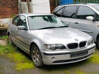Breaking Bmw 320i Auto Saloon 86k 2004/54