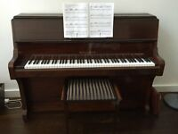 Monington & Weston Upright Piano / Good Condition / £600 / Islington