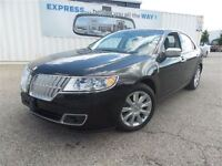 2010 Lincoln MKZ AWD | Vision Pkg | Moonroof | Local Trade In