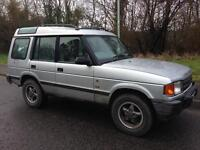 1998 Land Rover DISCOVERY 300 TDI Manual Alloy Wheels 4x4 BF GOODRICH TYRES