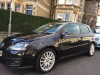 VW GOLF GT SPORT TDI 2.0-GREAT CONDITION-SERVICED EVERY 6 MONTHS-RECENTLY PR REFURBISHED ALLOYS