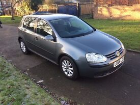 Volkswagen Golf 1.6 FSI SE 5dr, 6 MONTHS FREE WARRANTY,Timung Belt & Water Pump changed at 63000 mil