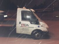 F.A Recovery Services Ltd local and nationwide coverage