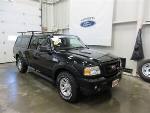 2010 Ford Ranger Sport, LOW MILEAGE