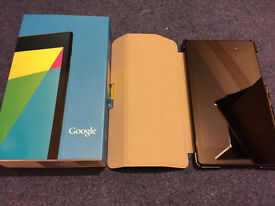 Google Nexus tablet 7-32GB its just like new