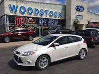 2012 Ford Focus SEL, LOTS OF TOYS