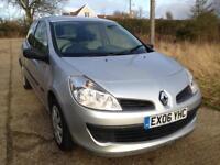 Renault Clio 1.2 16v Expression 3door