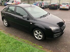 Ford Focus Zetec Climate TDGI 5 door hatchback. September 2018 MOT and full service history