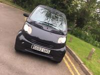 Smart fortwo coupe black