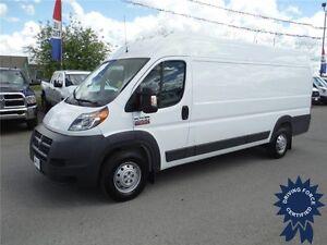 2016 Ram ProMaster 3500 High Roof Extended Length - Backup Cam