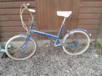 Hercules bicycle