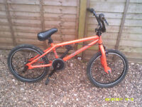 X RATED BMX ONE OF MANY QUALITY BICYCLES FOR SALE