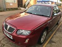 Rover 75 petrol 1.8 2004 1 year mot start&drives