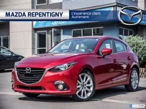 2016 Mazda MAZDA3 SPORT GT GROUPE LUXE ** WOW IMPECCABLE**