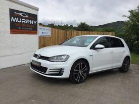 2014 Volkswagen Golf gtd 184bhp finance available