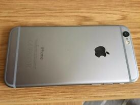 iphone 6 GB Space Grey