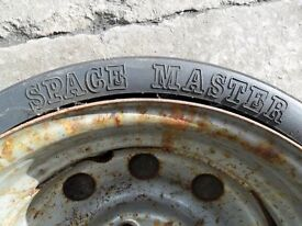 porsche 928 space saver wheel unused £100