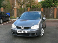 Volkswagen Golf - mk5 - Grey - 2L GT-TDI - Diesel - Fully loaded - Imaculate condition