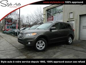2012 Hyundai Santa Fe GL AWD CRUISE A/C
