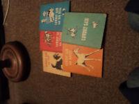 books- children vintage rare