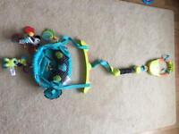 Bright Starts Baby Door Bouncer/Jumper