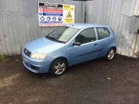 breaking for spares fiat punto active sport 1.2 2005