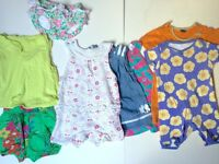 Baby girl Summer Clothes, 3/9 months Ref.0088