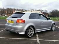 For sale AUDI S3 57 PLATE TFSI QUATTRO 300BHP PX AVAILABLE