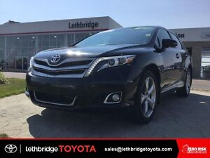 Certified 2014 Toyota Venza Limited V6 AWD - NAV! LEATHER!